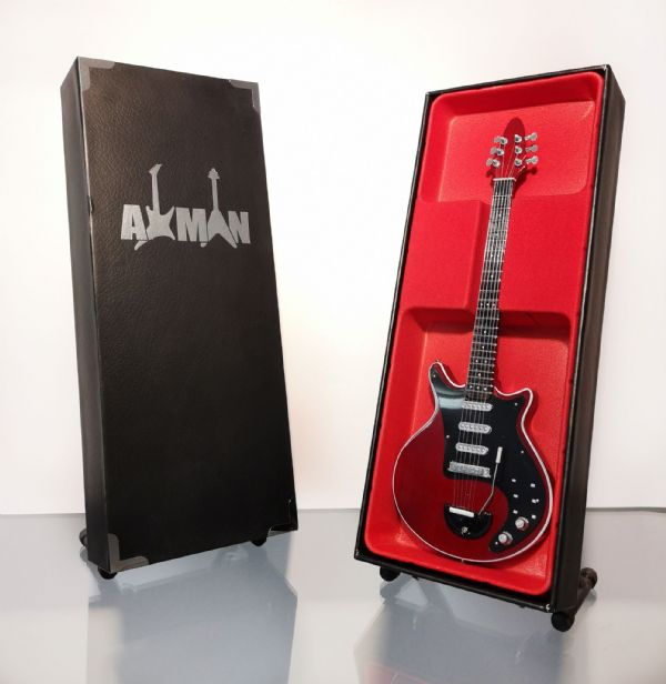 (Queen) Brian May - Red Special: Miniature Guitar Replica (UK seller)